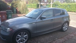 BMW 116D Remap