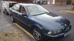 BMW E39 530D Remap