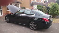 Mercedes w205 c250cdi Remap