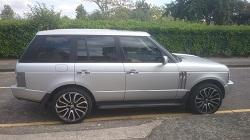 Range Rover TD6 Remap