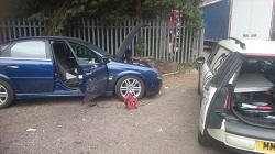 Vauxhall Vectra 2.0T Remap