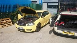 Audi a3 2.0 Tdi Remap