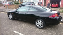 Ford Cougar 2.5 Remap