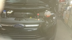 Ford Transit Custom Remap