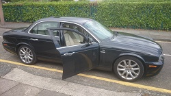Jaguar XJ 2.7D Remap