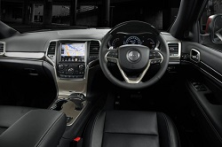 Jeep Grand Cherokee CRD Remap