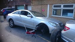 Mercedes e350 cdi Remap