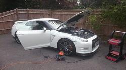 Nissan Sykline GTR 2015 Remap