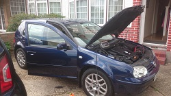 VW Golf TDI 115 Remap
