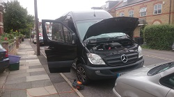 Mercedes w906 Sprinter Remap