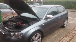 Audi a3 2.0 TFSI Quattro Remap