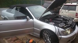 BMW E46 330cI Remap