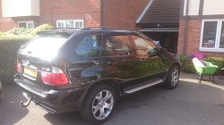BMW E53 X5 3.0D Remap
