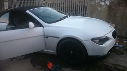BMW E63 645I Remap