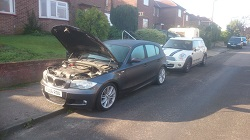 BMW E87 118D Remap
