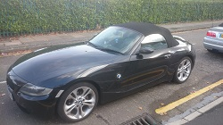 BMW Z4 2.0 Remap
