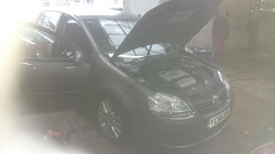 VW Golf 1.4 TSi 170 Remap