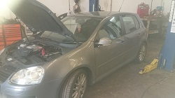VW Golf GTD 170 Remap