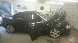 Audi A4 1.8T 163 Remap