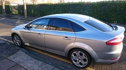 Ford Mondeo ST Remap