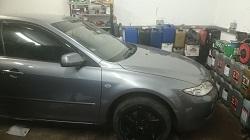 Mazda 6 2.0 d Tuning