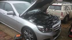 Mercedes E220 cdi Remap