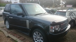 Range Rover Vogue 4.4 Remap