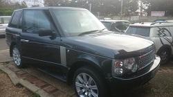 Range Rover Vogue 4.4 Remap