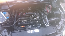 VW Golf 6 Tfsi R Remap