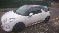 Citroen DS3 1.6 vti remap