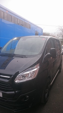 Ford Transit Custom 125 Remap