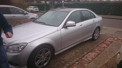 Mercedes c320 Cdi Remap