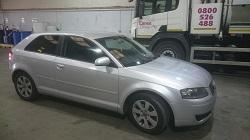 Audi A3 2.0 TDi 140 Remap