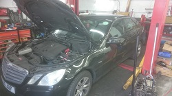 Mercedes w212 e250Cdi Remap