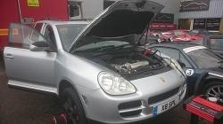 Porsche Cayenne 4.5 v8 Remap