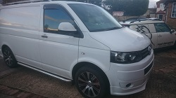 VW TRansporter T5.1 Remap