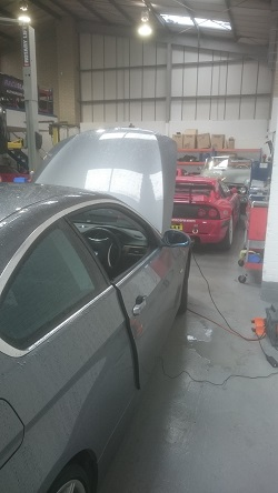 BMW 325I REMAP
