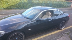 BMW E93 330D Remap