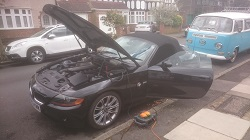 BMW Z4 2.2 Remap