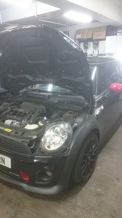 Mini Cooper S JCW Remap