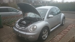 VW Beetle 1.9 Tdi Remap