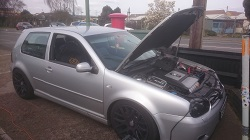 VW Golf MK4 VR6 Remap correction