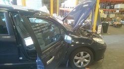 pEUGEOT 307 1.6 hdI Remap