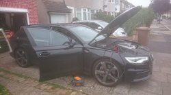 Audi a6 3.0 TDi Bi Turbo Remap