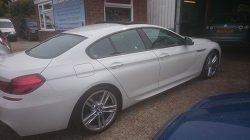 BMW 640D Grand Tourer Remap