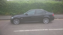 BMW E90 330D Remap