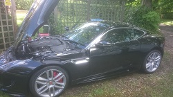 Jaguar F Type R Remap