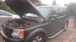 Land Rover Discovery 2.7 TDV6 Remap