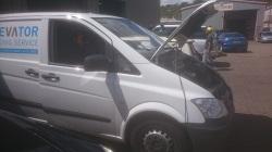 Mercedes Vito 113 Remap