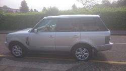 Range Rover 4.4 V8 Remap
